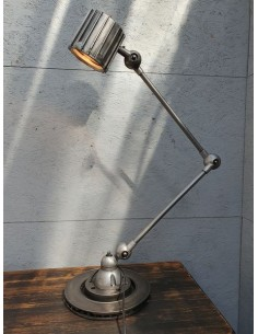 rare model lampe jielde deux bras