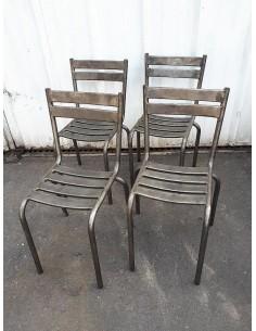 Série de 4 chaises...